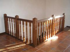 Hand-rail wooden in assortmen