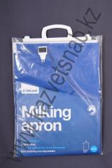 Apron for the milkman of production of the company