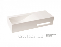 Sink for bathing NX 5009 white
