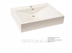 Wash basin, white 600*460*145 mm