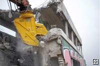 Оборудование для разрушения бетона, Оборудование