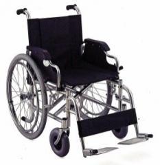 Функциональная алюминевая коляска с ручным