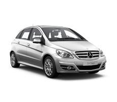 Автомобили легковые хетчбеки, Mercedes-Benz B