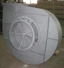 Вентиляторы центробежные дутьевые одностороннего