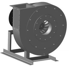 Fan radial dust BP-6