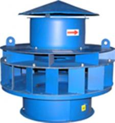 Fan roof radial VKRM (VKR; VKRS)