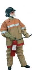 Suit Fireman