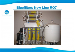 The 8th step filters for water purification