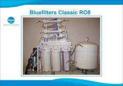 Filters for water purification household