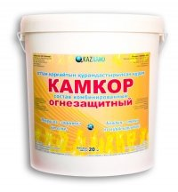Structure the combined fireproof KAMKOP