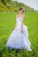 Прокат Казахских свадебных платьев