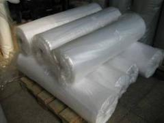 Film polyethylene semi-sleeve