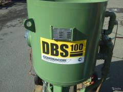 Пескоструйный аппарат DВS-100RC