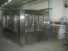 Оборудование для производства и розлива напитков