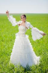Wedding dresses in Almaty