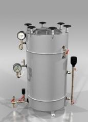 Sterilizer steam VK-75a-01