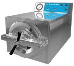 Настольный паровой стерилизатор ГК-10-2