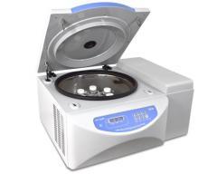 Центрифуга лабораторная настольная с охлаждением LMC-4200R
