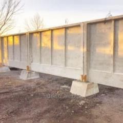 Fences concrete