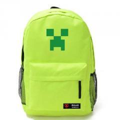Minecraft - рюкзак Creepe зеленый