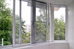 Окна из ПВХ и алюминия