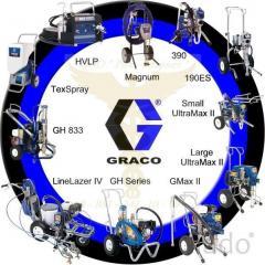 GRACO Промышленное оборудование