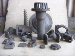 Handwork castings