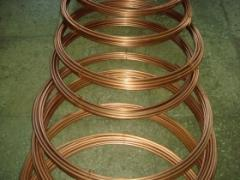 Wire bronze BrKMTs of 3-1 t of 1,6 of GOST 16130