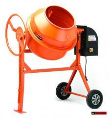 Concrete mixers 0,35