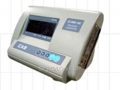Terminal weight CI 2001 AC