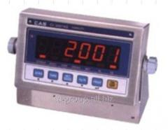 Device weight measuring CI 2001AS