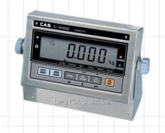 Device weight measuring CI 2400 BS