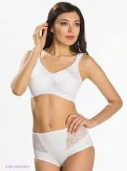 Bra orthopedic for fixing of prosthesis of mammary