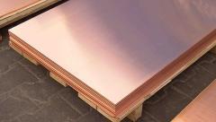 Brass plate 0,5x600x1500 M1M