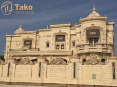 Liquid Premium travertine from Tako ideas group