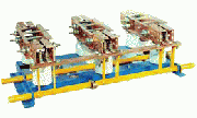 M RVFZ-II-II-10/1600 disconnector / p 250 Kontel