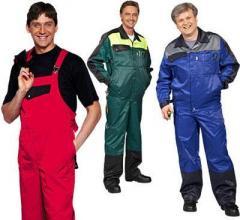 Спецодежда рабочая и униформа