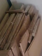 Кортнные листы для упаковки мебели