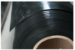 Геомембраны LLDPE (материал низкой плотности)