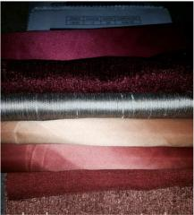 Fabrics for upholstery