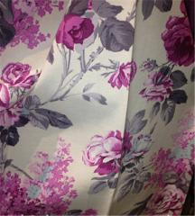 Fabrics for curtains