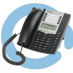 Телефон SIP,  EU power Aastra terminal 6730i