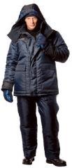 MONT BLANC suit man's warmed