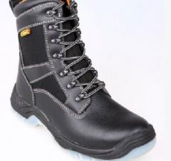 Boots working warmed TRAIL VINTER