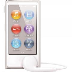 Плеер  iPod Nano 7 16Gb Silver