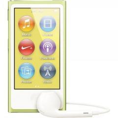 Плеер  iPod Nano 7 16Gb Yellow