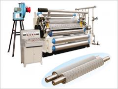 Gofropress for production of two-layer...