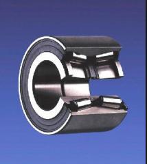 Roller basic assembled