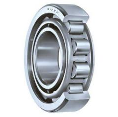Radial-stop conic roller bearing