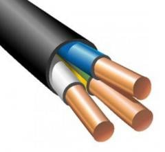 The VVG cable - a power copper cable.